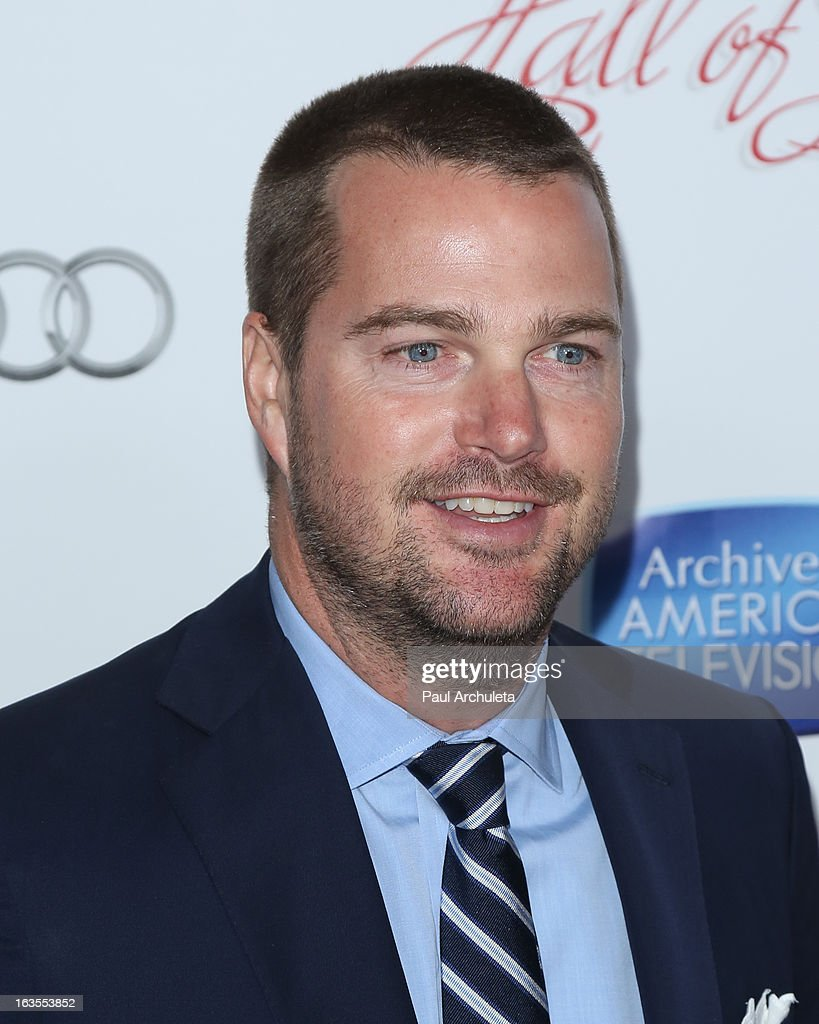 Actor <a gi-track='captionPersonalityLinkClicked' href=/galleries/search?phrase=Chris+O%27Donnell&family=editorial&specificpeople=623975 ng-click='$event.stopPropagation()'>Chris O'Donnell</a> attends the Academy Of Television Arts & Sciences 22nd annual Hall Of Fame induction gala at The Beverly Hilton Hotel on March 11, 2013 in Beverly Hills, California.