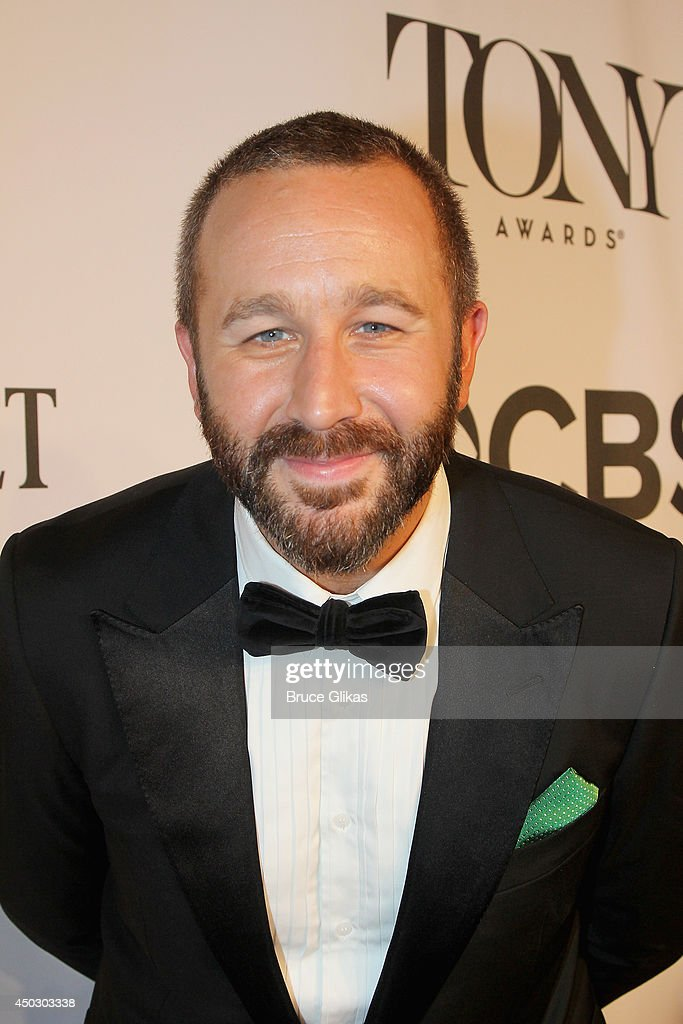 Actor <a gi-track='captionPersonalityLinkClicked' href=/galleries/search?phrase=Chris+O%27Dowd&family=editorial&specificpeople=814031 ng-click='$event.stopPropagation()'>Chris O'Dowd</a> attends the American Theatre Wing's 68th Annual Tony Awards at Radio City Music Hall on June 8, 2014 in New York City.