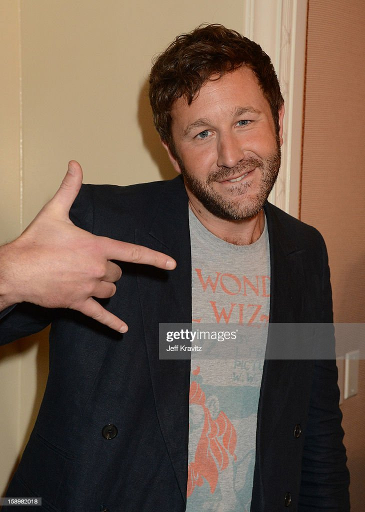 Actor Chris O'Dowd attends the HBO Winter 2013 TCA Panel at The Langham Huntington Hotel and Spa on January 4, 2013 in Pasadena, California.