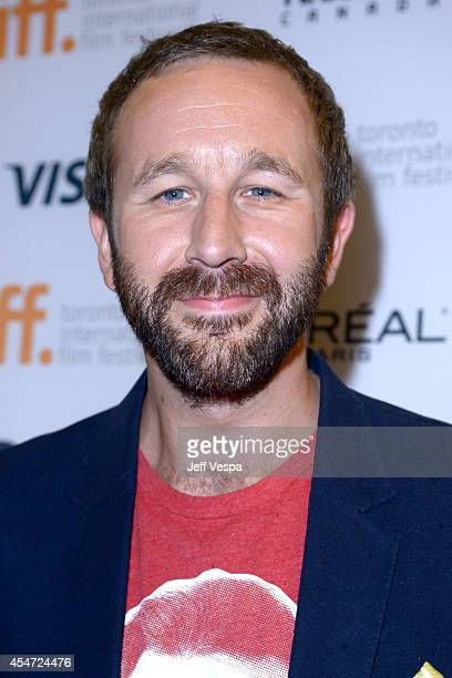 Actor Chris O'Dowd attends the 'St Vincent' premiere during the 2014 Toronto International Film Festival at Princess of Wales Theatre on September 5...