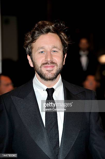 Actor Chris O'Dowd attends the 'The Sapphires' premiere during the 65th Annual Cannes Film Festival at Palais des Festivals on May 19 2012 in Cannes...