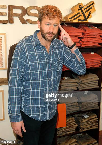 Actor Chris O'Dowd attends The Variety Studio Sundance Edition Presented By Dawn Levy on January 19 2014 in Park City Utah