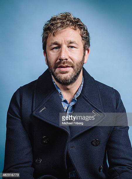 Actor Chris O'Dowd is photographed for Variety on January 18 2014 in Park City Utah