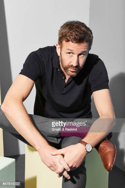 Actor Chris O'Dowd of EPIX 'Get Shorty' pose for a portrait during the 2017 Summer Television Critics Association Press Tour at The Beverly Hilton...