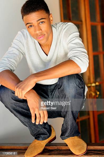 Actor Chris O'Neal is photographed for Self Assignment on December 2 2012 in Santa Monica California