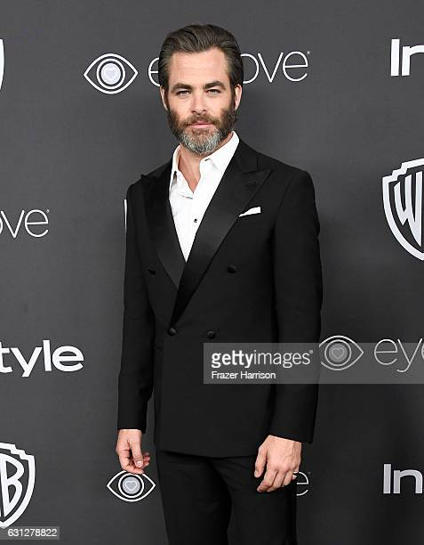 Actor Chris Pine attends the 18th Annual PostGolden Globes Party hosted by Warner Bros Pictures and InStyle at The Beverly Hilton Hotel on January 8...
