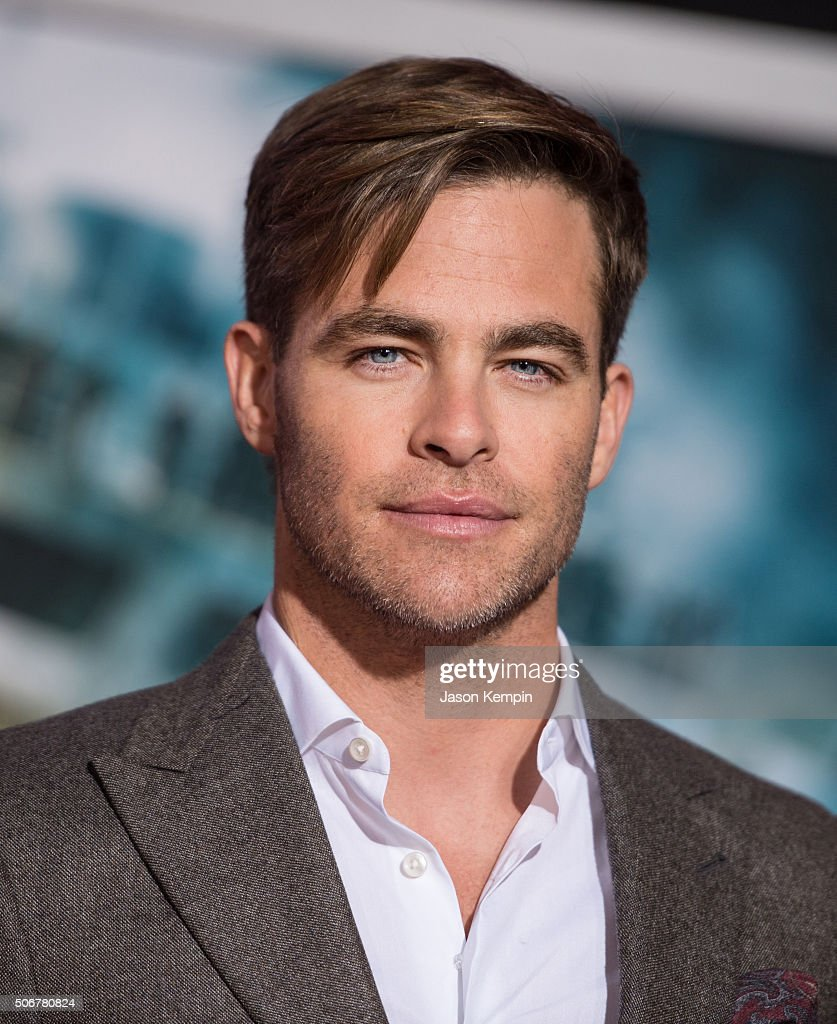 Actor <a gi-track='captionPersonalityLinkClicked' href=/galleries/search?phrase=Chris+Pine&family=editorial&specificpeople=641995 ng-click='$event.stopPropagation()'>Chris Pine</a> attends the premiere of Disney's 'The Finest Hours' at TCL Chinese Theatre on January 25, 2016 in Hollywood, California.