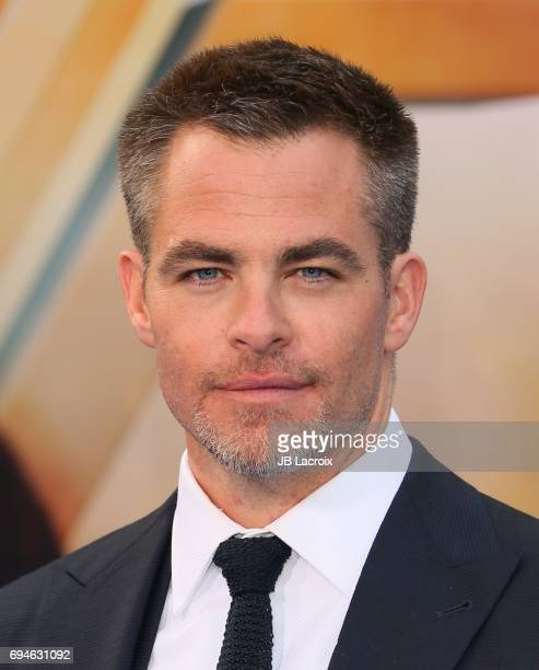 Actor Chris Pine attends the premiere of Warner Bros Pictures' 'Wonder Woman' at the Pantages Theatre on May 25 2017 in Hollywood California