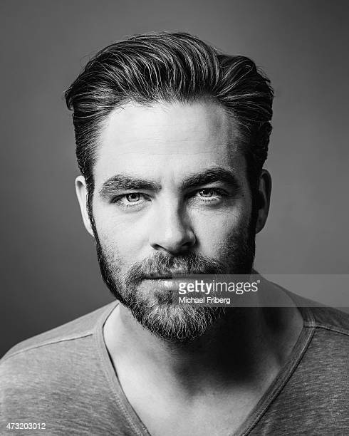Actor Chris Pine is photographed for Variety on February 3 2015 in Park City Utah