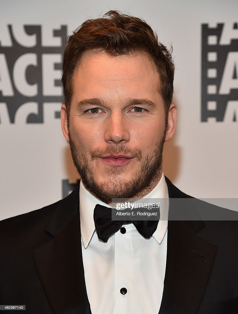 Actor Chris Pratt attend the 65th Annual ACE Eddie Awards at The Beverly Hilton Hotel on January 30 2015 in Beverly Hills California