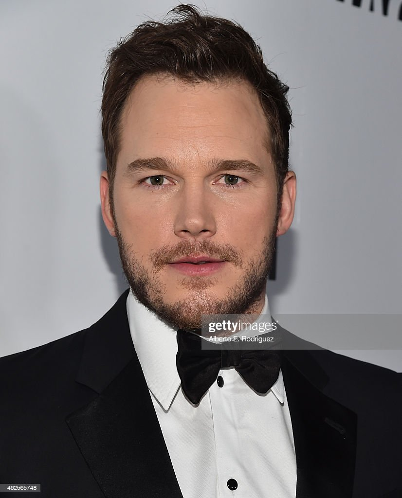 Actor Chris Pratt attends the 65th Annual ACE Eddie Awards at The Beverly Hilton Hotel on January 30 2015 in Beverly Hills California