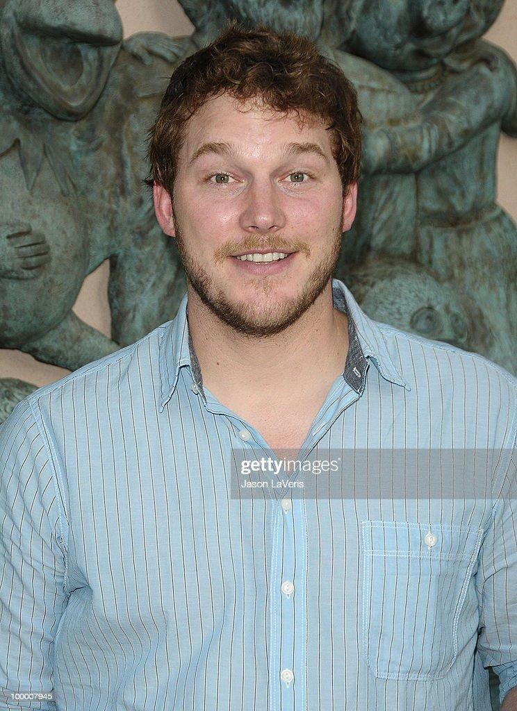Actor Chris Pratt attends the 'Parks And Recreation' Emmy screening at Leonard H. Goldenson Theatre on May 19, 2010 in North Hollywood, California.