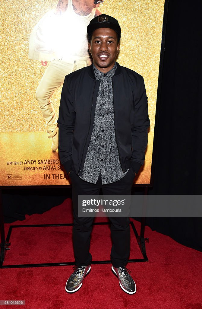 Actor Chris Redd attends 'Popstar: Never Stop Never Stopping' at AMC Loews Lincoln Square 13 theater on May 24, 2016 in New York City.