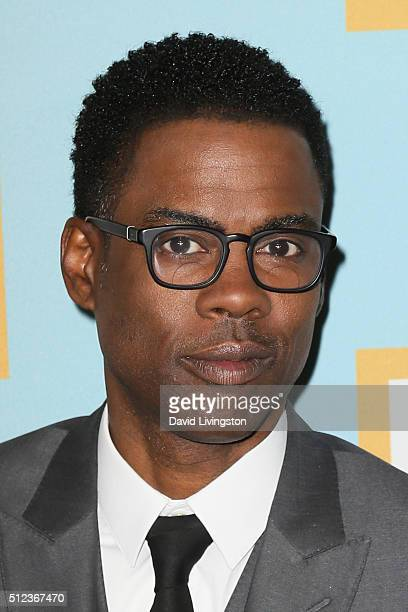 Actor Chris Rock arrives at the Essence 9th Annual Black Women event in Hollywood at the Beverly Wilshire Four Seasons Hotel on February 25 2016 in...