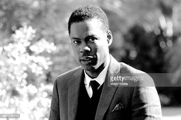 Actor Chris Rock attends the 26th Annual Palm Springs International Film Festival Film Festival Awards Gala at Palm Springs Convention Center on...