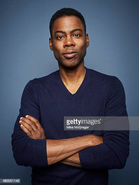 Actor Chris Rock is photographed for The Guardian Newspaper on May 4 2015 in New York City PUBLISHED IMAGE