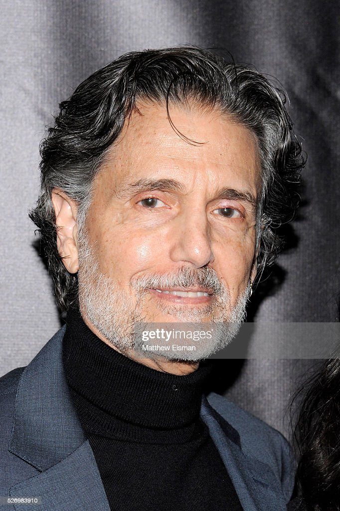 Actor Chris Sarandon arrives at the 31st Annual Lucille Lortel Awards at NYU Skirball Center on May 1, 2016 in New York City.