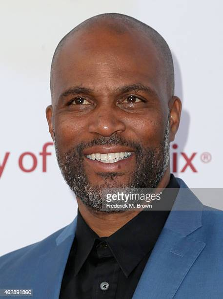Actor Chris Spencer attends the 46th NAACP Image Awards presented by TV One at Pasadena Civic Auditorium on February 6 2015 in Pasadena California