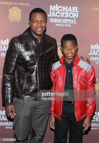 Chris Tucker Son Stock Photos and Pictures | Getty Images