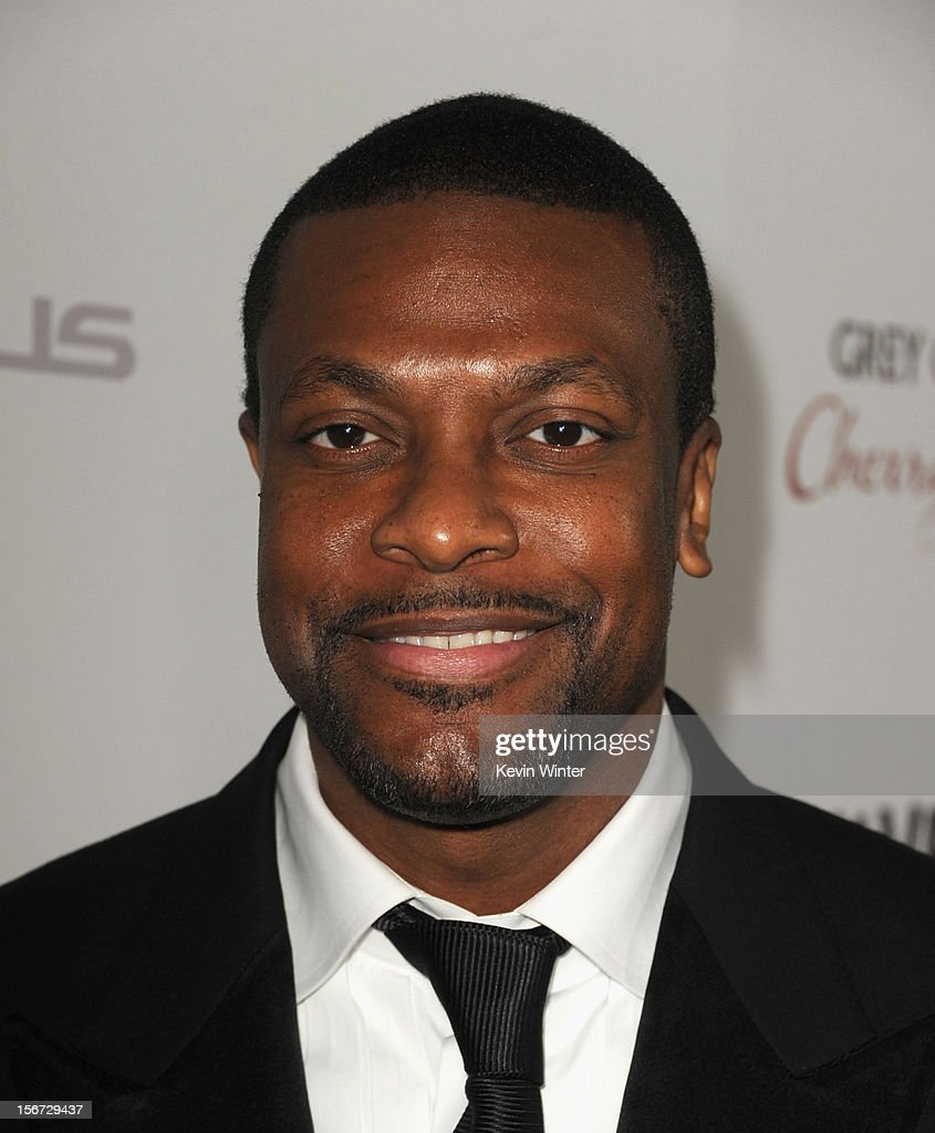 Actor <a gi-track='captionPersonalityLinkClicked' href=/galleries/search?phrase=Chris+Tucker&family=editorial&specificpeople=203254 ng-click='$event.stopPropagation()'>Chris Tucker</a> attends a screening of The Weinstein Company's 'Silver Linings Playbook' at the Academy of Motion Picture Arts and Sciences on November 19, 2012 in Beverly Hills, California.