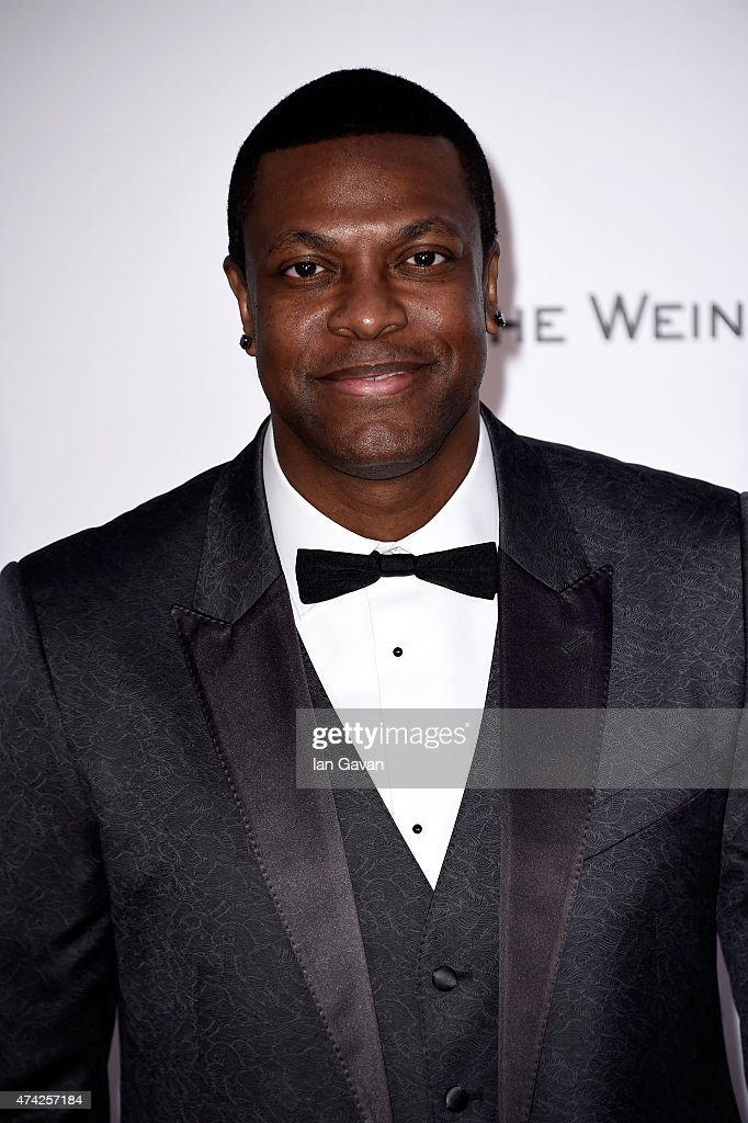 Actor <a gi-track='captionPersonalityLinkClicked' href=/galleries/search?phrase=Chris+Tucker&family=editorial&specificpeople=203254 ng-click='$event.stopPropagation()'>Chris Tucker</a> attends amfAR's 22nd Cinema Against AIDS Gala, Presented By Bold Films And Harry Winston at Hotel du Cap-Eden-Roc on May 21, 2015 in Cap d'Antibes, France.
