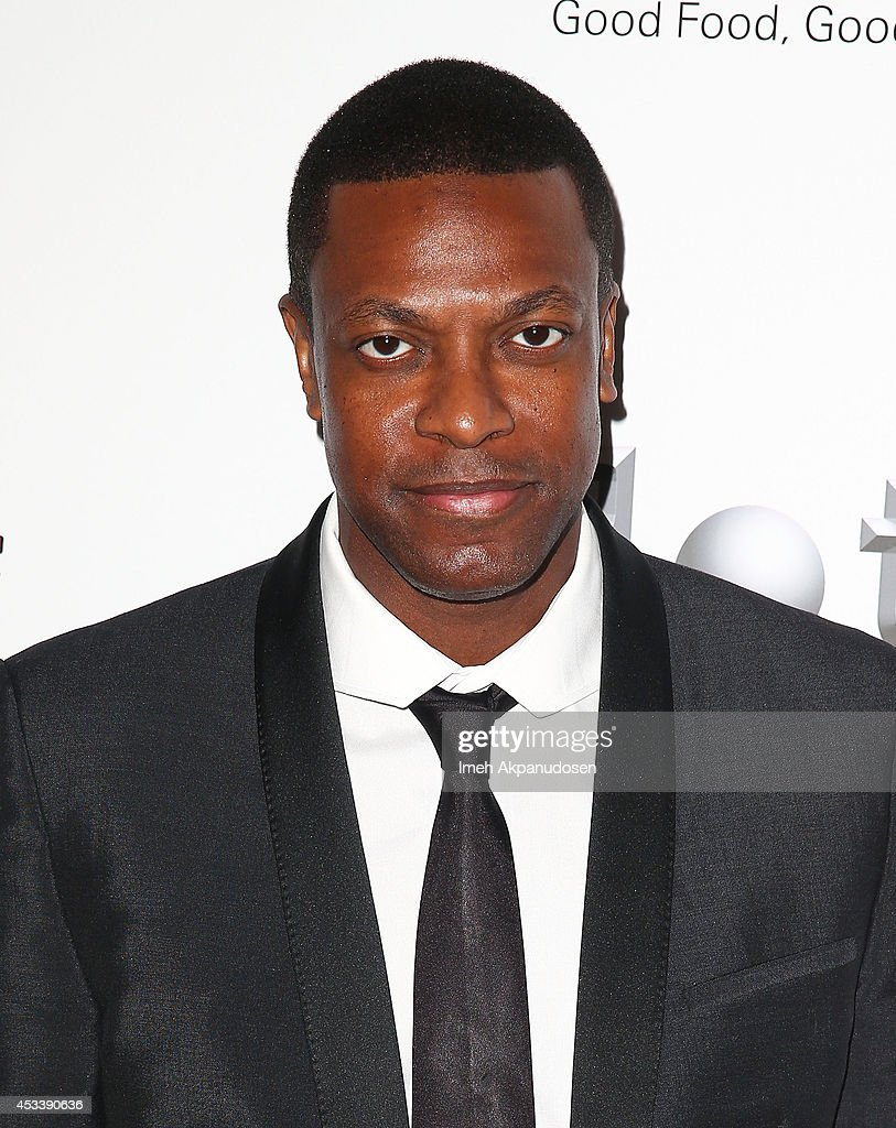Actor <a gi-track='captionPersonalityLinkClicked' href=/galleries/search?phrase=Chris+Tucker&family=editorial&specificpeople=203254 ng-click='$event.stopPropagation()'>Chris Tucker</a> attends the 14th Annual Harold & Carole Pump Foundation Gala at the Hyatt Regency Century Plaza on August 8, 2014 in Century City, California.