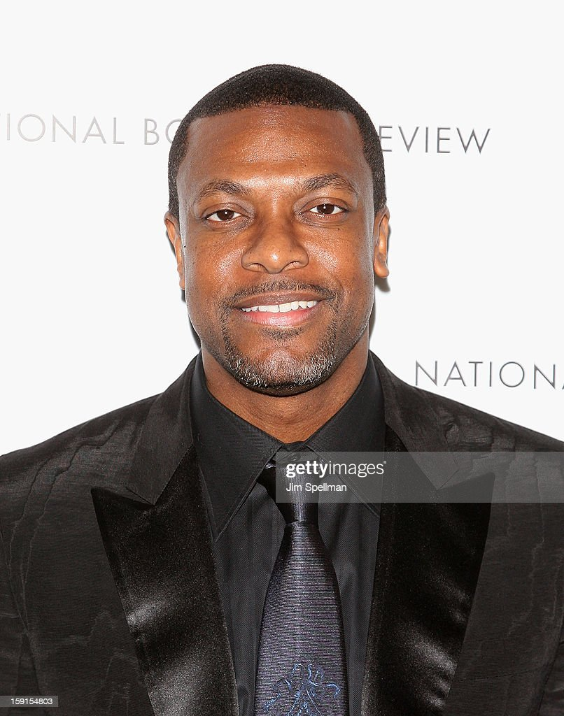 Actor Chris Tucker attends the 2013 National Board Of Review Awards Gala at Cipriani Wall Street on January 8, 2013 in New York City.