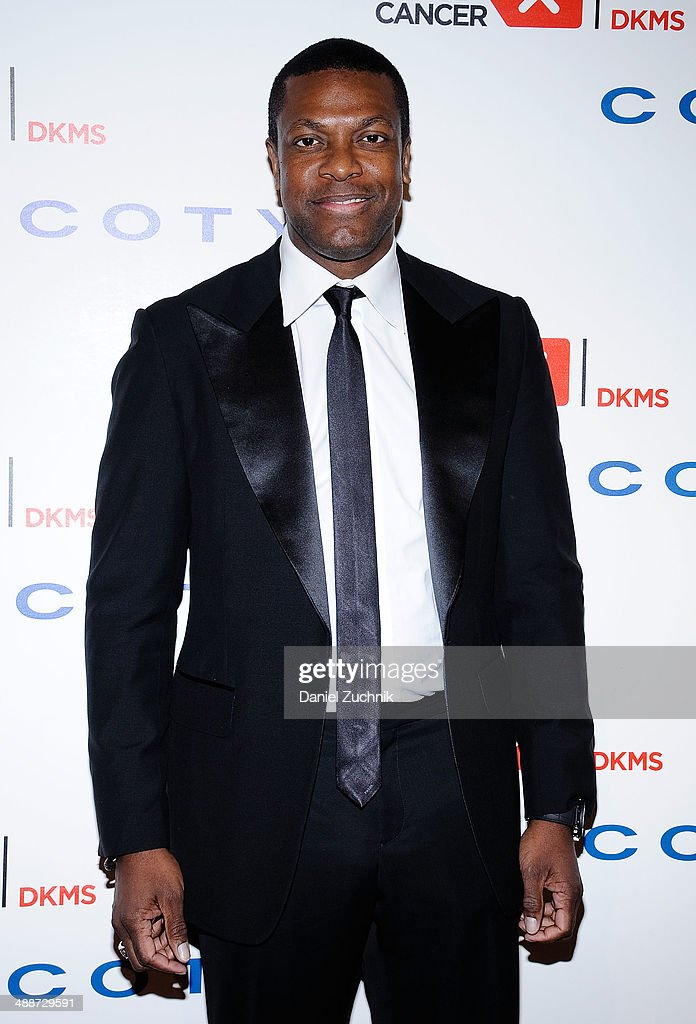 Actor Chris Tucker attends the 2014 Delete Blood Cancer Gala at Cipriani Wall Street on May 7, 2014 in New York City.