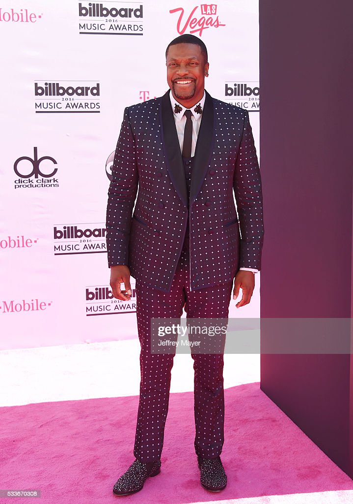 Actor <a gi-track='captionPersonalityLinkClicked' href=/galleries/search?phrase=Chris+Tucker&family=editorial&specificpeople=203254 ng-click='$event.stopPropagation()'>Chris Tucker</a> attends the 2016 Billboard Music Awards at T-Mobile Arena on May 22, 2016 in Las Vegas, Nevada.