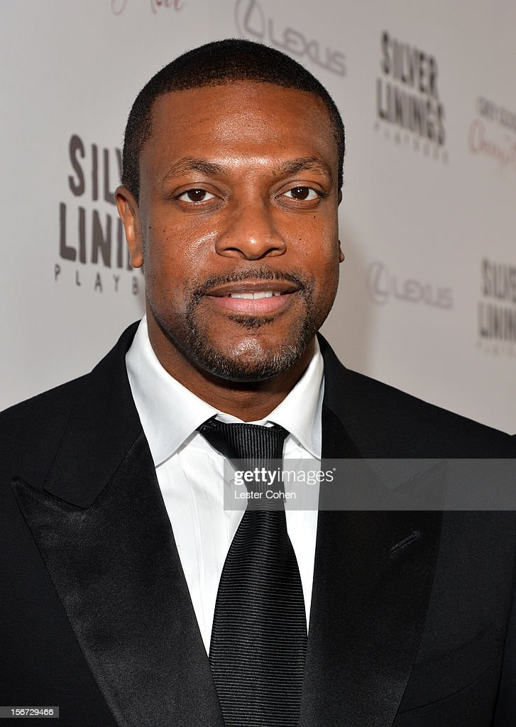 Actor <a gi-track='captionPersonalityLinkClicked' href=/galleries/search?phrase=Chris+Tucker&family=editorial&specificpeople=203254 ng-click='$event.stopPropagation()'>Chris Tucker</a> attends the ''Silver Linings Playbook' Los Angeles special screening at the Academy of Motion Picture Arts and Sciences on November 19, 2012 in Beverly Hills, California.