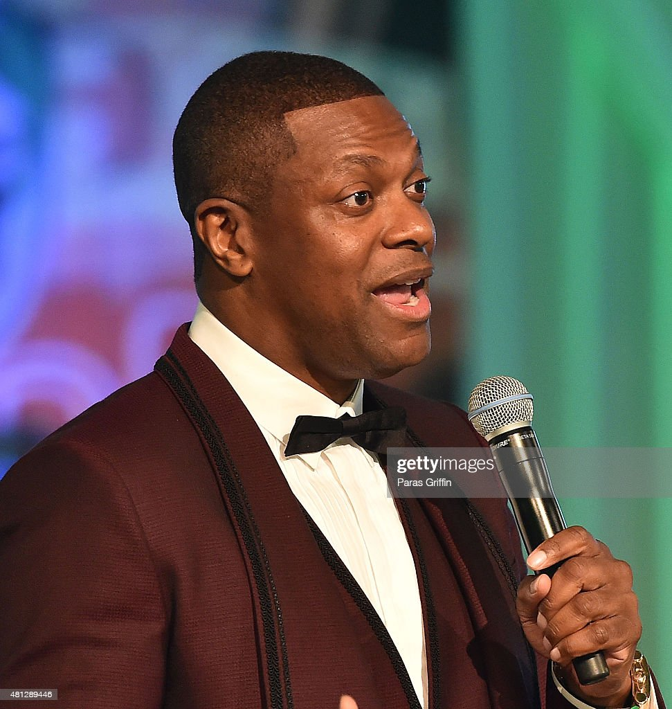 Actor <b>Chris Tucker</b> speaks onstage at the <b>Chris Tucker</b> Foundation Harlem <b>...</b> - actor-chris-tucker-speaks-onstage-at-the-chris-tucker-foundation-picture-id481289446