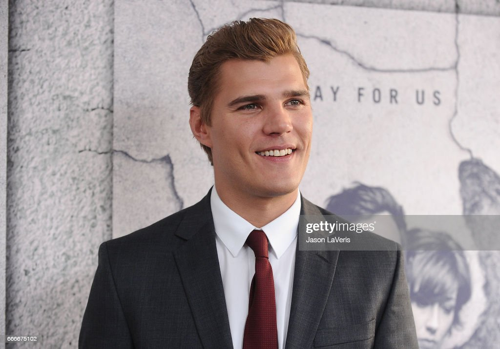 Actor Chris Zylka attends the season 3 premiere of 'The Leftovers' at Avalon Hollywood on April 4, 2017 in Los Angeles, California.