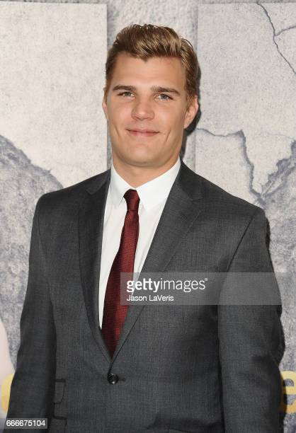 Actor Chris Zylka attends the season 3 premiere of 'The Leftovers' at Avalon Hollywood on April 4 2017 in Los Angeles California