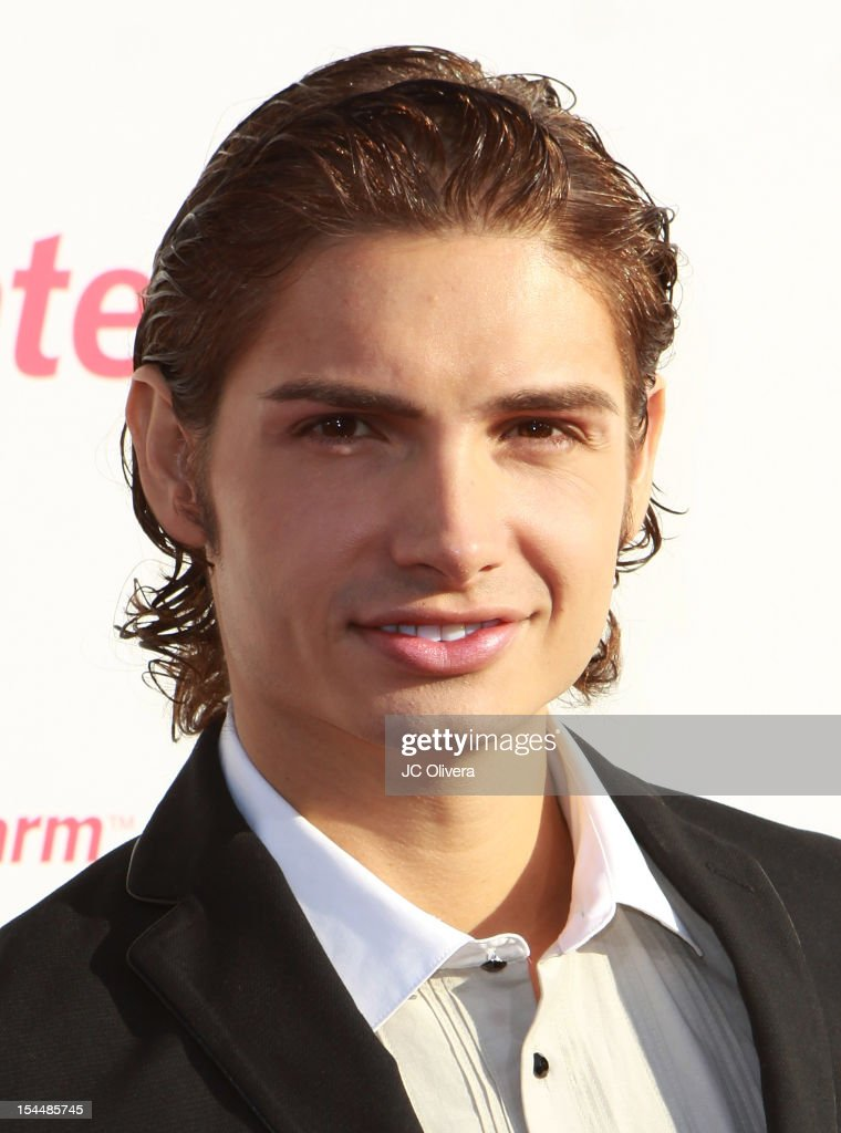 Actor Christian Acosta attends the 2012 Billboard Mexican Music Awards at The Shrine Auditorium on October 18, 2012 in Los Angeles, California.