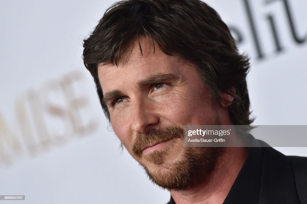 Actor Christian Bale arrives at the Premiere of Open Road Films' 'The Promise' at TCL Chinese Theatre on April 12, 2017 in Hollywood, California.