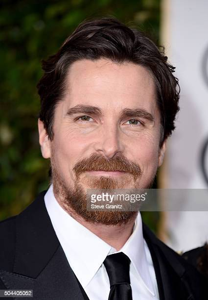 Actor Christian Bale attends the 73rd Annual Golden Globe Awards held at the Beverly Hilton Hotel on January 10 2016 in Beverly Hills California
