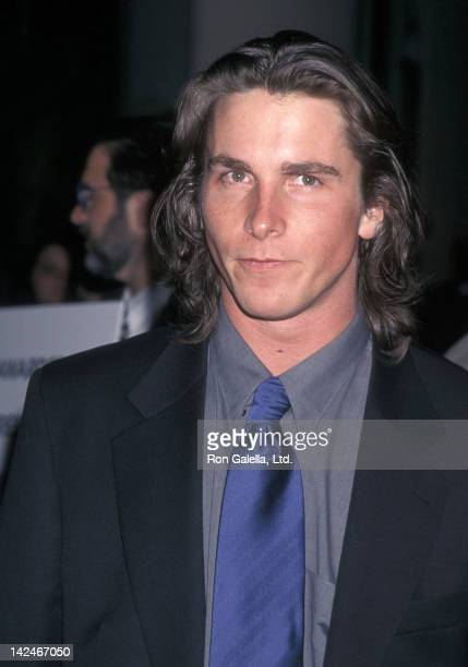 Christian Bale Stock Photos And Pictures Getty Images