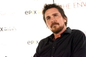 Actor Christian Bale attends the LA Times Envelope Screening Series 'Out Of The Furnace' special screening and QA held at the ArcLight Sherman Oaks...