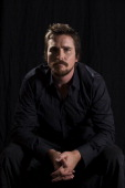 Actor Christian Bale is photographed for USA Today on November 16 2013 in Los Angeles California
