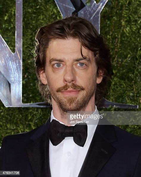 Actor Christian Borle attends American Theatre Wing's 69th Annual Tony Awards at Radio City Music Hall on June 7 2015 in New York City