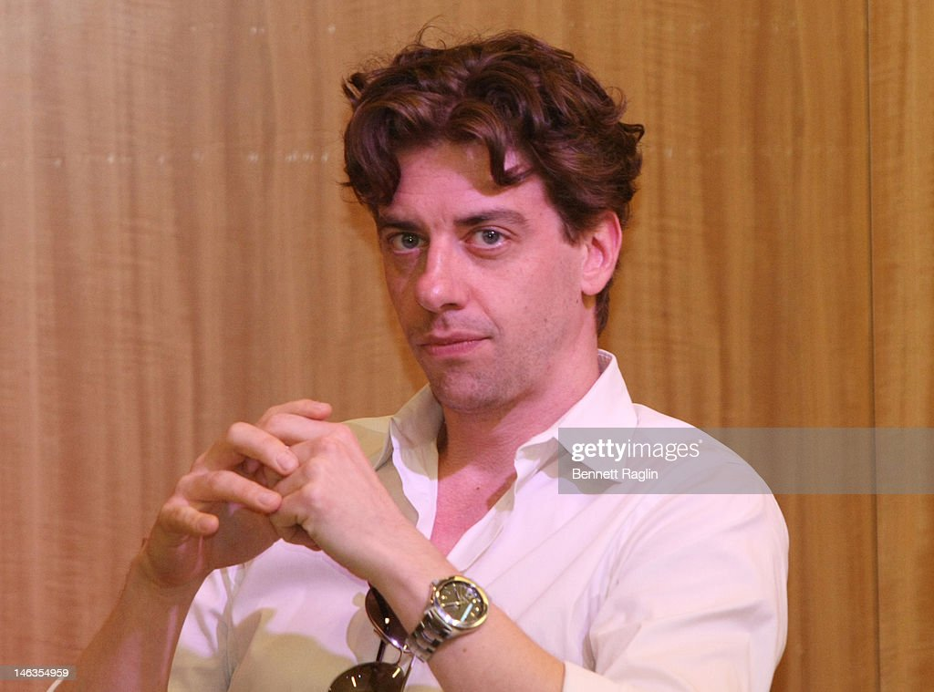 Actor <a gi-track='captionPersonalityLinkClicked' href=/galleries/search?phrase=Christian+Borle&family=editorial&specificpeople=2530960 ng-click='$event.stopPropagation()'>Christian Borle</a> attends 'Peter And The Starcatcher' Q & A And Autograph Signing at Barnes & Noble, 86th & Lexington on June 14, 2012 in New York City.