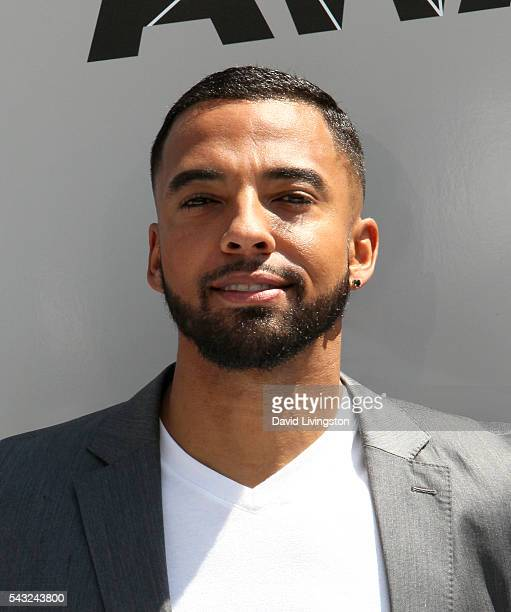 Actor Christian Keyes attends the 2016 BET Awards at Microsoft Theater on June 26 2016 in Los Angeles California