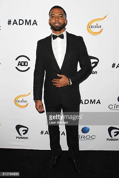 Actor Christian Keyes attends the All Def Movie Awards Arrivals at TCL Chinese 6 Theatres on February 24 2016 in Hollywood California