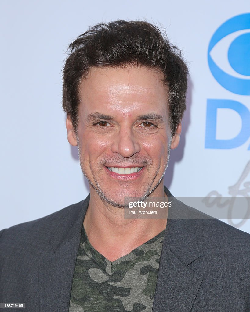 Actor <a gi-track='captionPersonalityLinkClicked' href=/galleries/search?phrase=Christian+LeBlanc&family=editorial&specificpeople=624082 ng-click='$event.stopPropagation()'>Christian LeBlanc</a> attends the CBS After Dark with an evening of laughter benefiting Stand Up To Cancer at The Comedy Store on October 8, 2013 in West Hollywood, California.