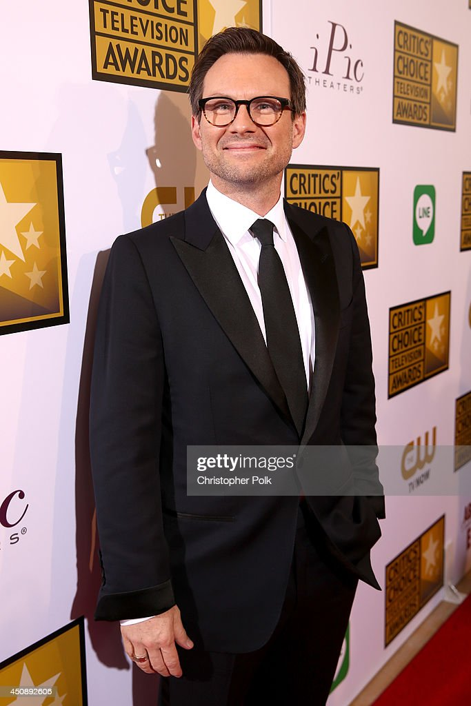 Actor <a gi-track='captionPersonalityLinkClicked' href=/galleries/search?phrase=Christian+Slater&family=editorial&specificpeople=201651 ng-click='$event.stopPropagation()'>Christian Slater</a> attends the 4th Annual Critics' Choice Television Awards at The Beverly Hilton Hotel on June 19, 2014 in Beverly Hills, California.