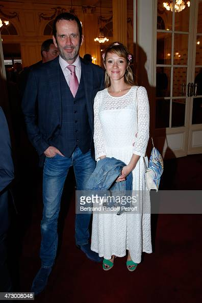 Christian vadim stock photos and pictures getty images - Christian vadim et julia ...