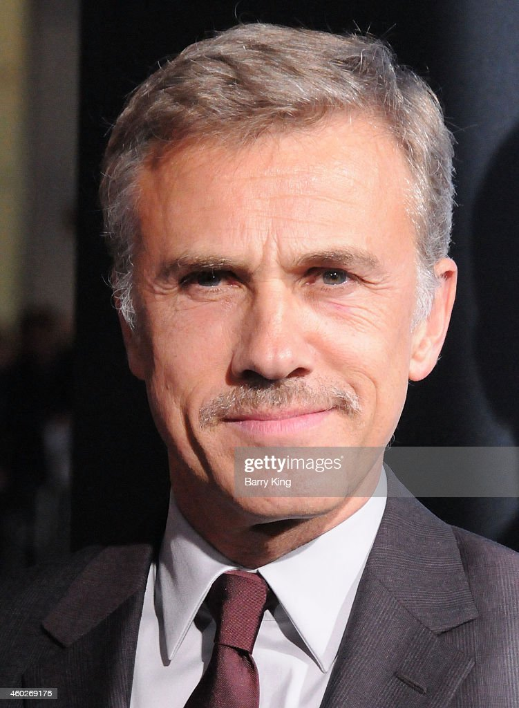 Actor <a gi-track='captionPersonalityLinkClicked' href=/galleries/search?phrase=Christoph+Waltz&family=editorial&specificpeople=4276914 ng-click='$event.stopPropagation()'>Christoph Waltz</a> arrives at the Los Angeles Premiere 'Horrible Bosses 2' at TCL Chinese Theatre on November 20, 2014 in Hollywood, California.