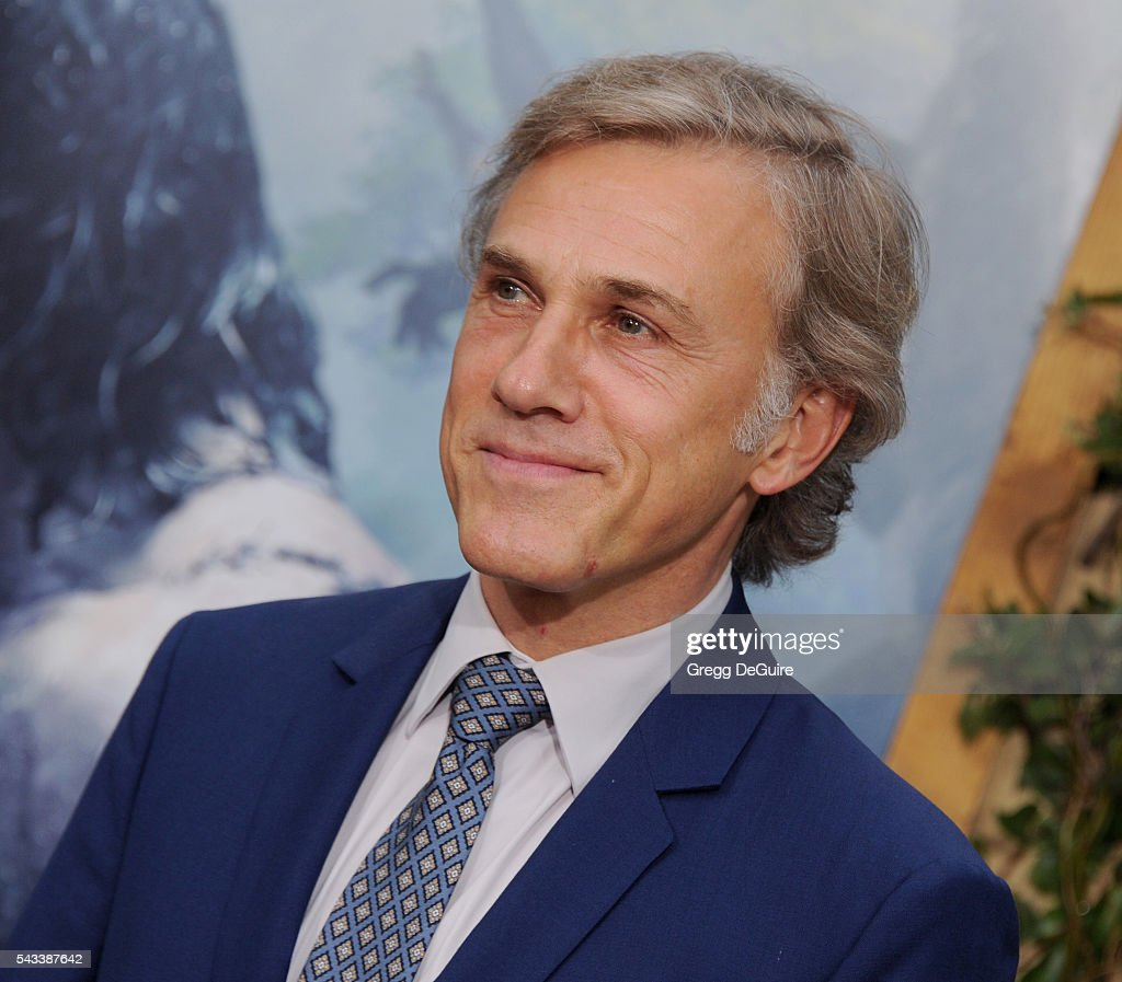 Actor <a gi-track='captionPersonalityLinkClicked' href=/galleries/search?phrase=Christoph+Waltz&family=editorial&specificpeople=4276914 ng-click='$event.stopPropagation()'>Christoph Waltz</a> arrives at the premiere of Warner Bros. Pictures' 'The Legend Of Tarzan' at TCL Chinese Theatre on June 27, 2016 in Hollywood, California.