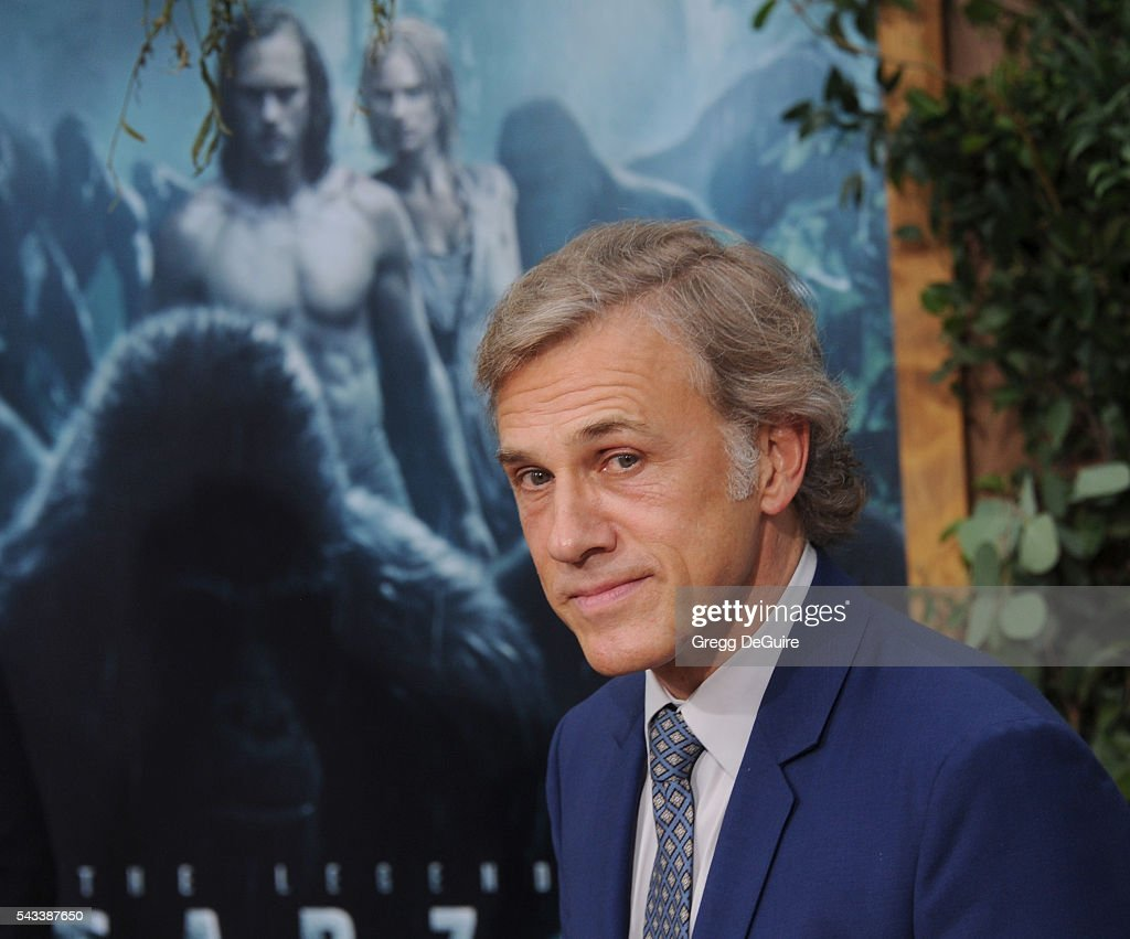 Actor Christoph Waltz arrives at the premiere of Warner Bros. Pictures' 'The Legend Of Tarzan' at TCL Chinese Theatre on June 27, 2016 in Hollywood, California.