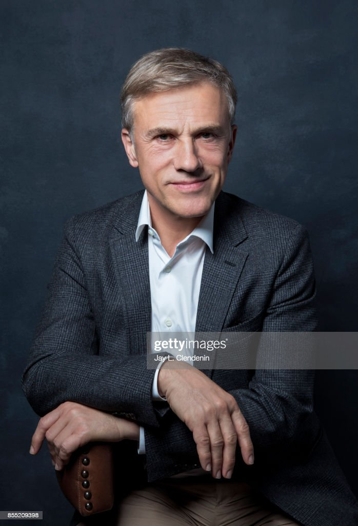 Actor Christoph Waltz, from the film, 'Downsizing,' poses for a portrait at the 2017 Toronto International Film Festival for Los Angeles Times on September 10, 2017 in Toronto, Ontario.